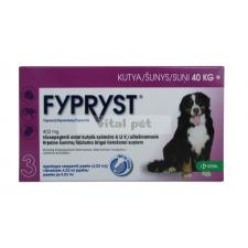 Fypryst Fypryst Bolha-kullancs csepp kutyának (spot-on 4,02 ml 40 kg feletti kutyáknak) 10 db pipetta élősködő elleni készítmény kutyáknak