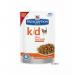 Hill's Prescription Diet Feline K/D csirke - 24 x 85 g