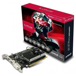 Sapphire Radeon R7 240 with Boost (11216-02-20G)