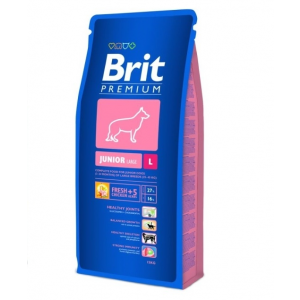 Brit Premium Large Junior (15kg)
