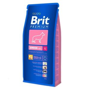 Brit Premium Large Junior (15kg)