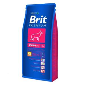 Brit Premium Large Senior (15kg)