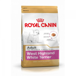 Royal Canin West Highland White Terrier 21 Adult (500g)