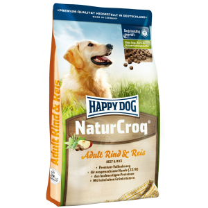 Happy Dog NaturCroq Adult Rind & Reis (4kg)