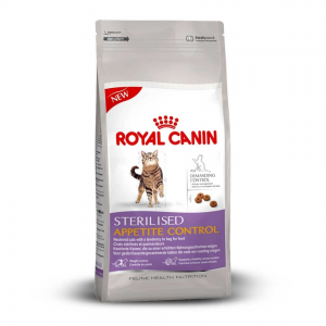 Royal Canin Sterilised Appetite Control (2kg)
