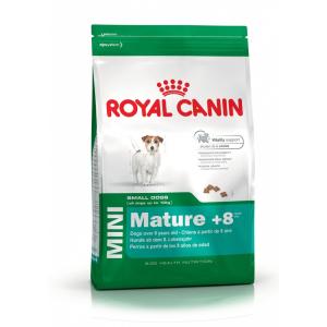 Royal Canin Mini Mature +8 (8kg)