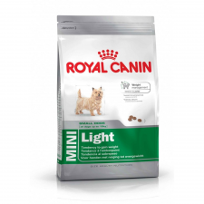 Royal Canin Mini Light (8kg) kutyaeledel