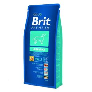 Brit Premium Lamb & Rice (3kg)