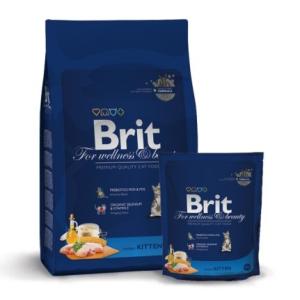 Brit Premium Cat Kitten (8kg)