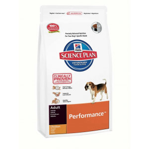 Hill's SP Canine Adult Performance Chicken (12kg)