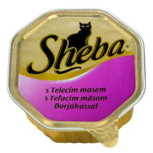 Mars Sheba Classic borjú (100g)