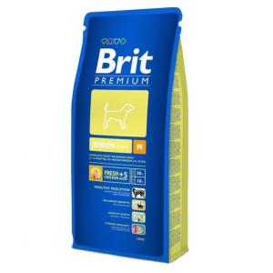 Brit Premium Medium Junior (15kg)