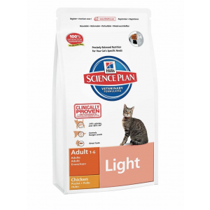 Hill's SP Feline Adult Light Chicken (5kg)