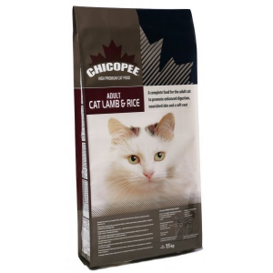 Chicopee Cat Lamb & Rice (2kg)