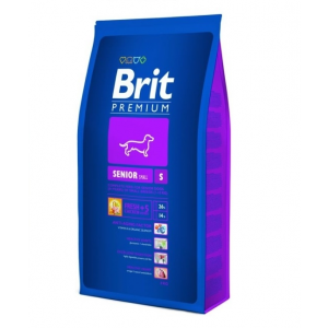 Brit Premium Small Breed Senior (8kg)