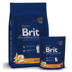 Brit Premium Cat Adult Chicken (8kg)