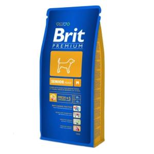 Brit Premium Medium Senior (15kg)