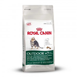 Royal Canin Outdoor +7 (4kg)