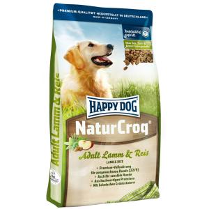 Happy Dog NaturCroq Adult Lamm & Reis (4kg)