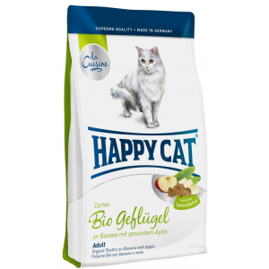 Happy Cat La Cuisine Bio Geflügel (1800g)