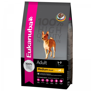 Eukanuba Adult Medium Breed (9kg)