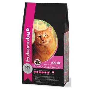 Eukanuba Cat Adult Overweight/Sterilized (400g)