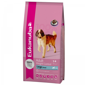 Eukanuba Adult Large Breed Weight Control (3kg)