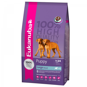 Eukanuba Puppy Large Breed (3kg)