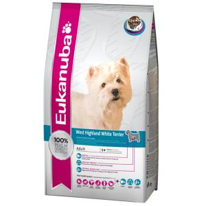 Eukanuba West Highland White Terrier (2.5kg)