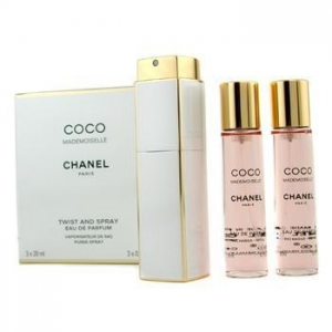 Chanel Coco Mademoiselle EDP 3 x 20 ml