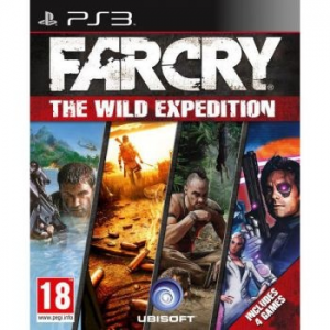 Compilation Far Cry Wild Expedition játék PlayStation 3-ra (UBI4070125)