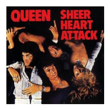 Queen Sheer Heart Attack Deluxe CD egyéb zene
