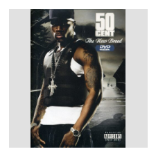 50 Cent The New Breed DVD egyéb zene