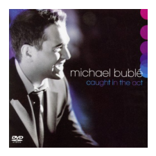 Michael Bublé Caught in the Act CD+DVD egyéb zene