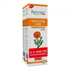 Naturstar Körömvirág krém dupla 2 db testápoló