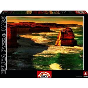 Educa Educa 1000 db-os puzzle - Óceán - Ausztrália (15990)