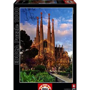 Educa Educa 1000 db-os puzzle - Sagrada Família - Barcelona (15986)