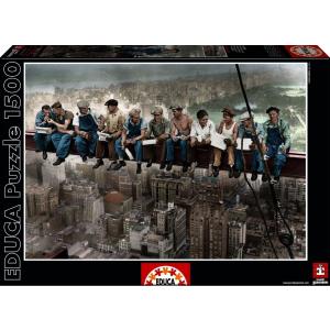 Educa Educa 1500 db-os puzzle - Reggeli New Yorkban (16009)