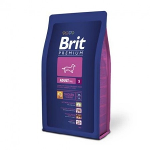 Brit Premium Adult Small Breed 1 kg-os