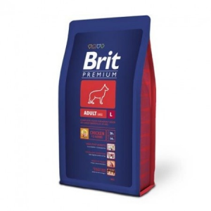 Brit Premium Adult Large Breed 3 kg-os