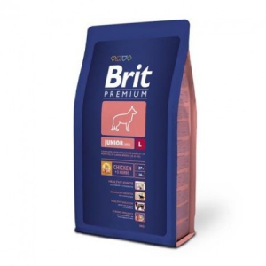 Brit Premium Junior Large Breed 15 kg-os
