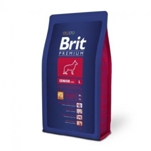 Brit Premium Senior Large Breed 15 kg-os