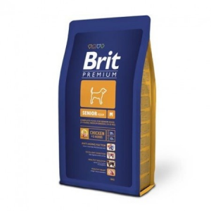 Brit Premium Senior Medium Breed 3 kg-os