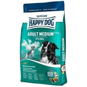 Happy Dog Supreme Fit & Well Adult Medium 0.30 kg
