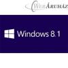 Microsoft Operációs rendszer, 64 bit, HUN (OEM), MICROSOFT Windows 8.1 Pro