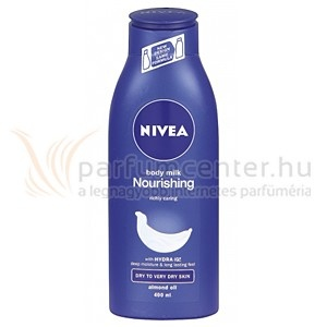 Nivea Nourishing Testápoló tej 400 ml