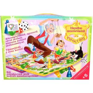 Dohany Klasszikus mesetörténetek - Pinokkió