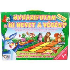 MiniToys Játszva tanulni - Nyuszifutam és Ki nevet a végén?