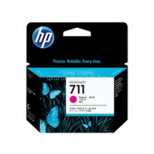 HP 711 3-pack 29-ml Magenta Ink Cartridges (CZ135A) nyomtatópatron & toner