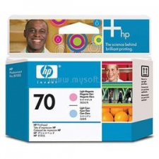 HP 70 Light Magenta and Light Cyan Printhead (C9405A) nyomtatópatron & toner